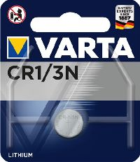 Varta 46769 Professional Electronics CR1/3N (6131) - Lithium-Knopfzell