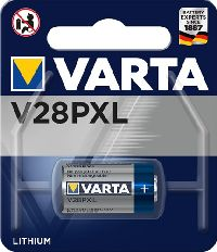 Varta 48050 Professional Electronics 2CR1/3N (6231) - Lithium Batterie