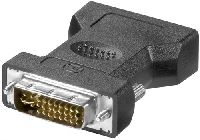 Goobay 60930 Audio Y Adapterkabel, stereo Cinch-Stecker zu 1x Cinch-Bu